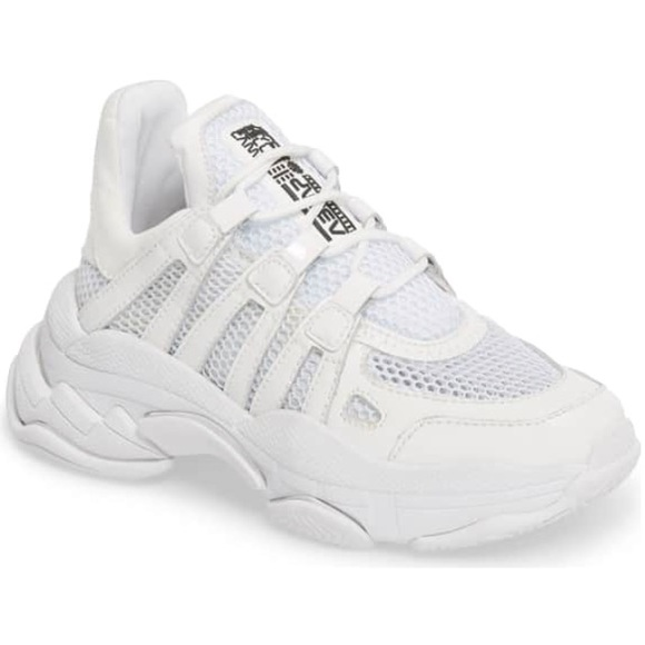 Jeffrey Campbell Wifi Sneakers Size 6